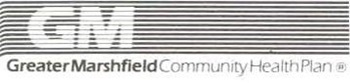 Greater Marshfield Community Health Plan Logo